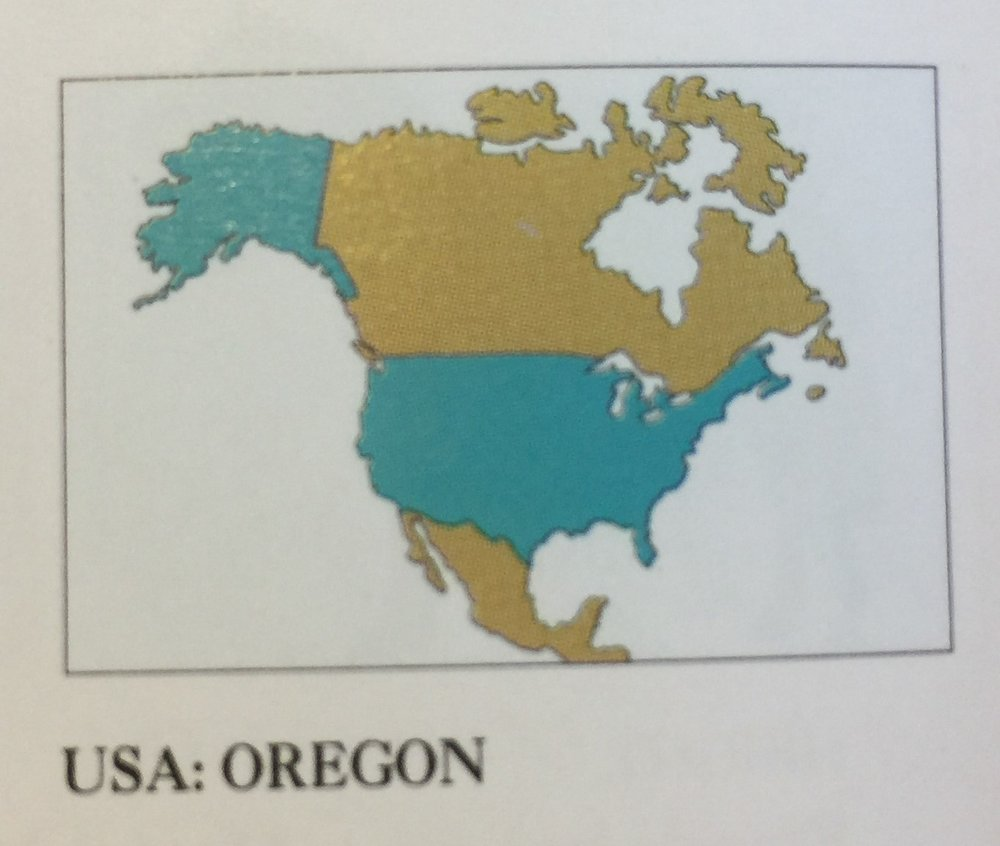 Appaloosas were developed in the Pacific Northwest