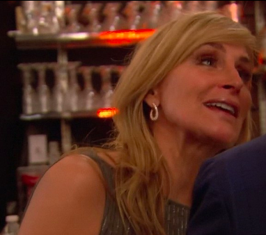 Real Housewives Of New York City: Sonja Morgan receives risqué proposition at speed-dating party