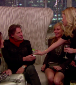 RHONY RECAP: DATING WISHES AND CABARET DREAMS