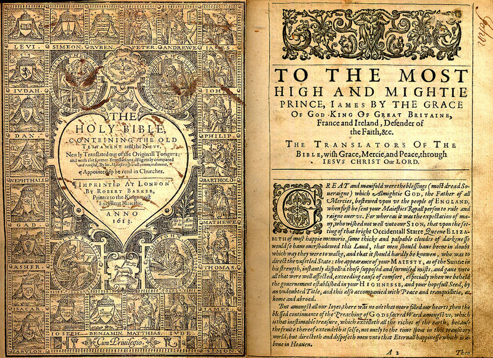 william tyndales translation was the first english bible to draw directly from hebrew and greek texts later english translations of the bible would use