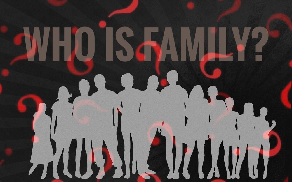 WHO IS FAMILY
