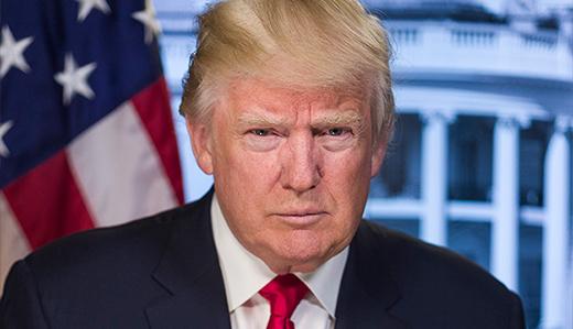 President Donald J. Trump (WhiteHouse.gov)