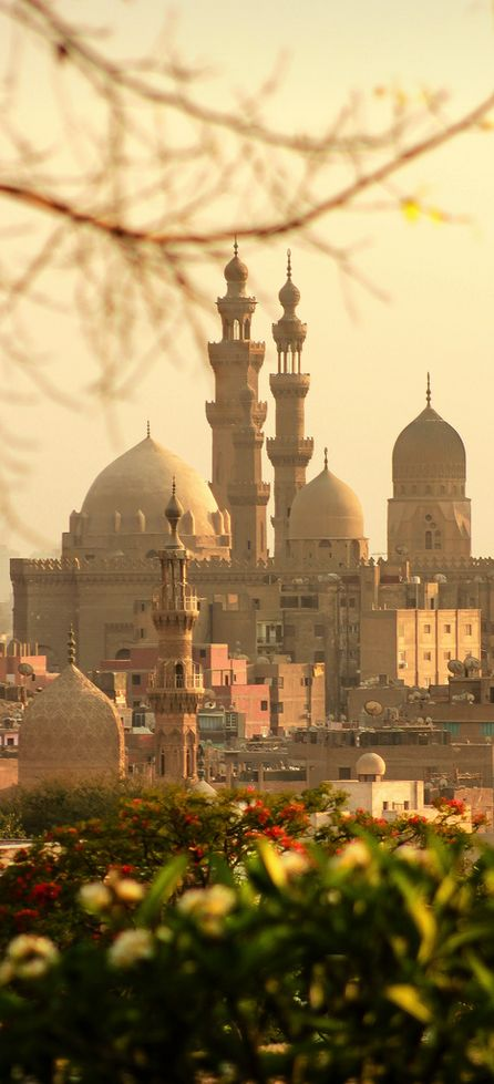 Cairo, Egypt. {Image borrowed from Pinterest}