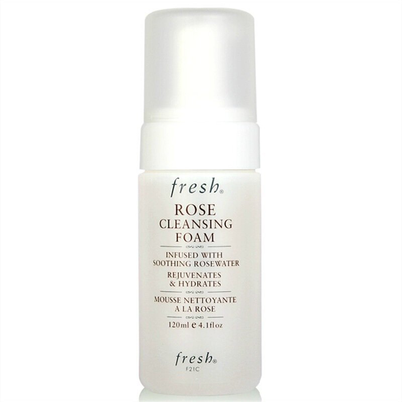 Fresh Rose Cleansing Foam{$29} - This cleanser is the best! It feels light and it works great on all skin types while also smelling heavenly.