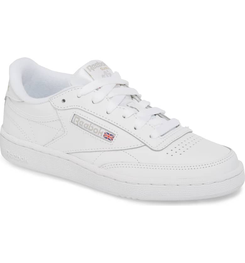 2. Reebok Club C 85 Sneaker {$69} -