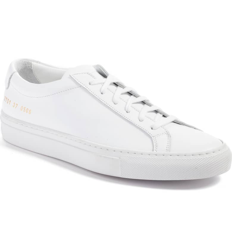 3. Common Projects 'Low Achilles' {$411} -