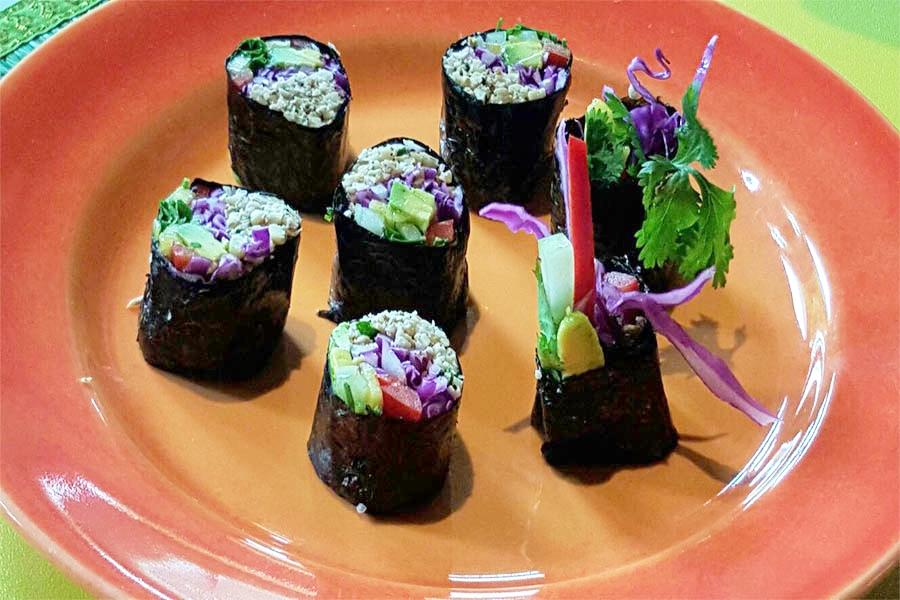 Delicious Vegetarian Cuisine