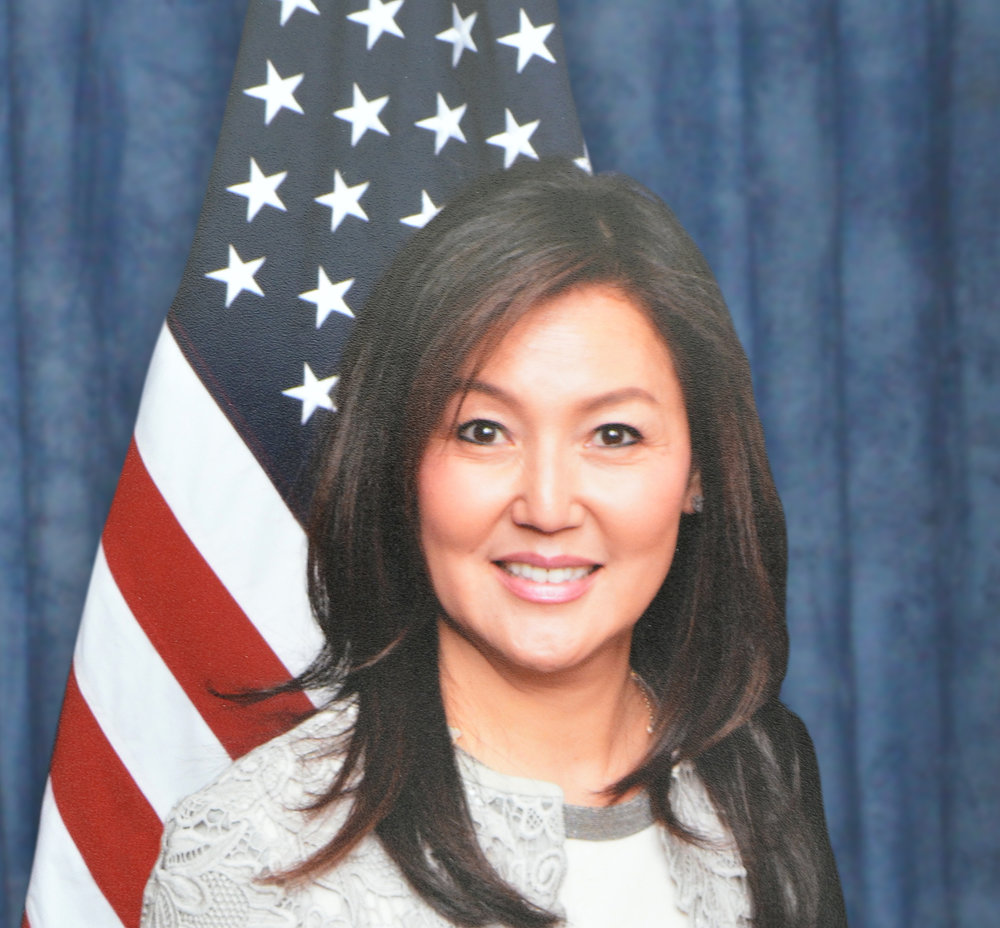 Mrs. Jihee Kim Huh  California State Asian Pacific Islander, Public Affairs Commissioner  Vice-Chairman of PAFCO