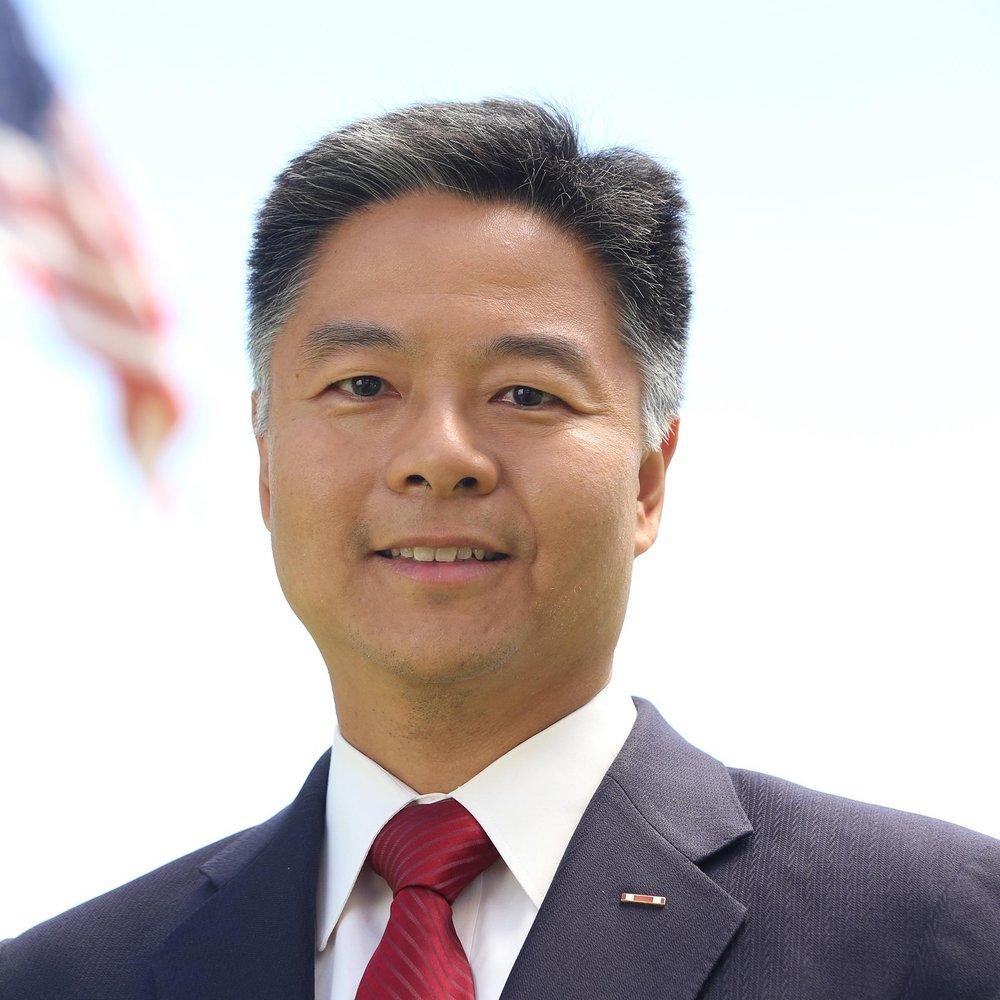 Ted Lieu  United States Congressman