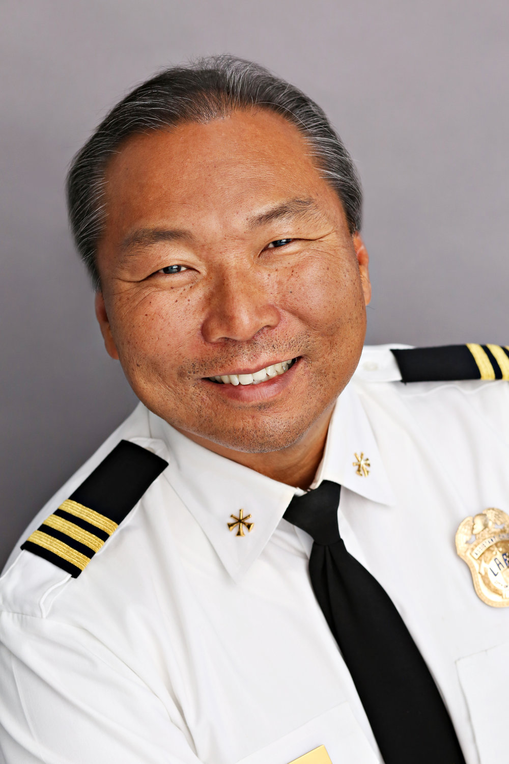 Emile Mack  Los Angeles Fire Department (Retired)