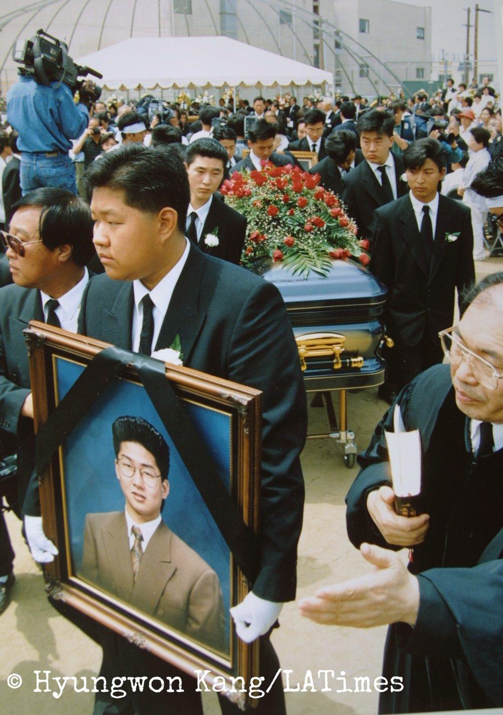 Eddie Lee laid to rest