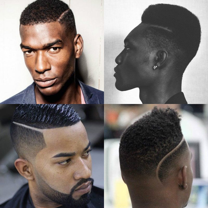 Finishing Touch The Side Part Hair It Is Barbershop