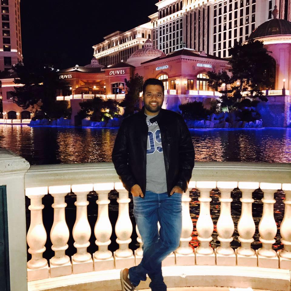 Vishal Hingorani  Kaggle Coordinator Fall 2017 Masters, Information Systems and Operations Management