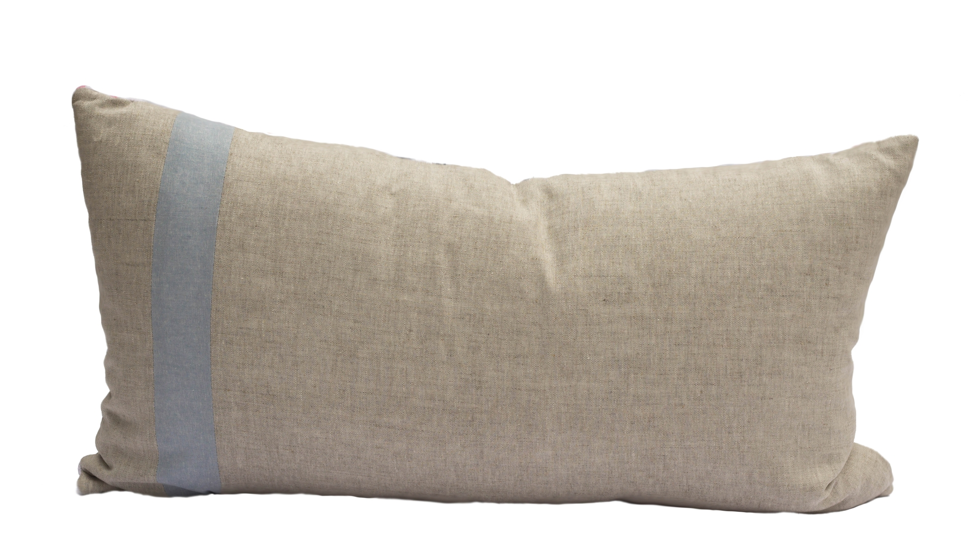 extra-large square quilted pillow — goods by burnham design
