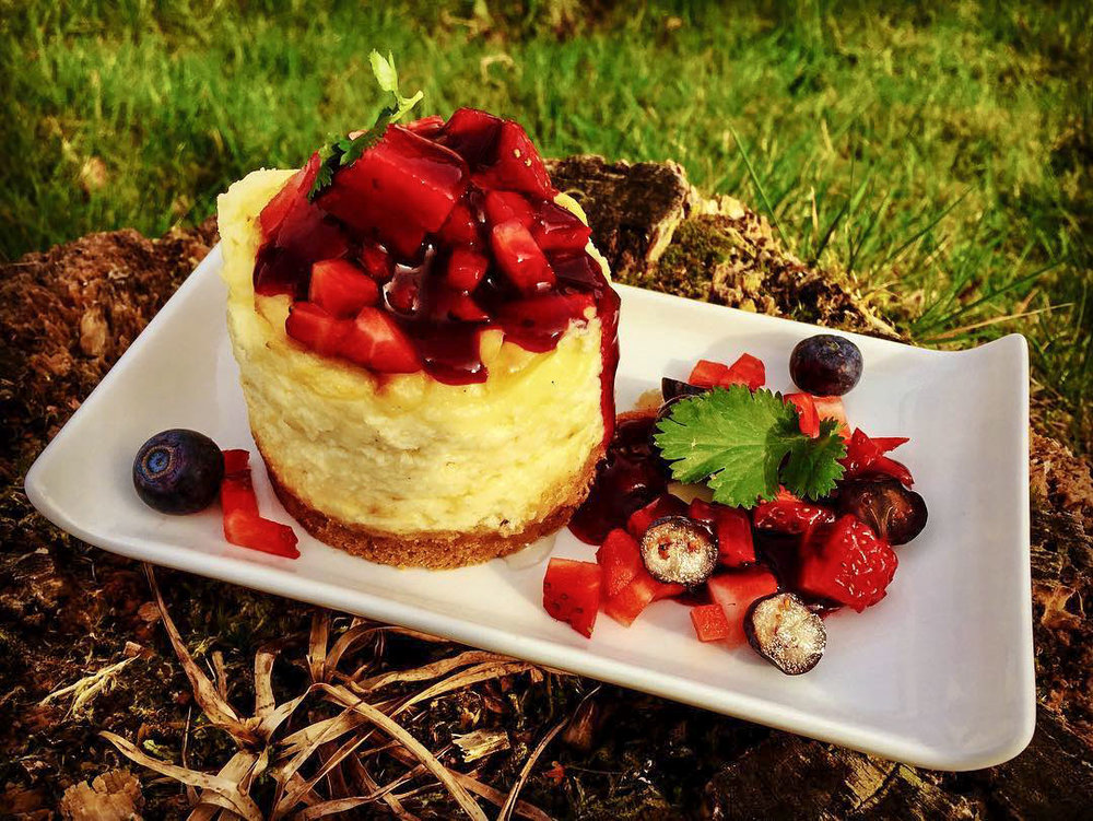 Baked Cheesecake Special