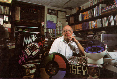 Ralph Baer's Personal Website   Untouched since he passed in 2014, Ralph's website still displays his inventions and life's accomplishments in first person.