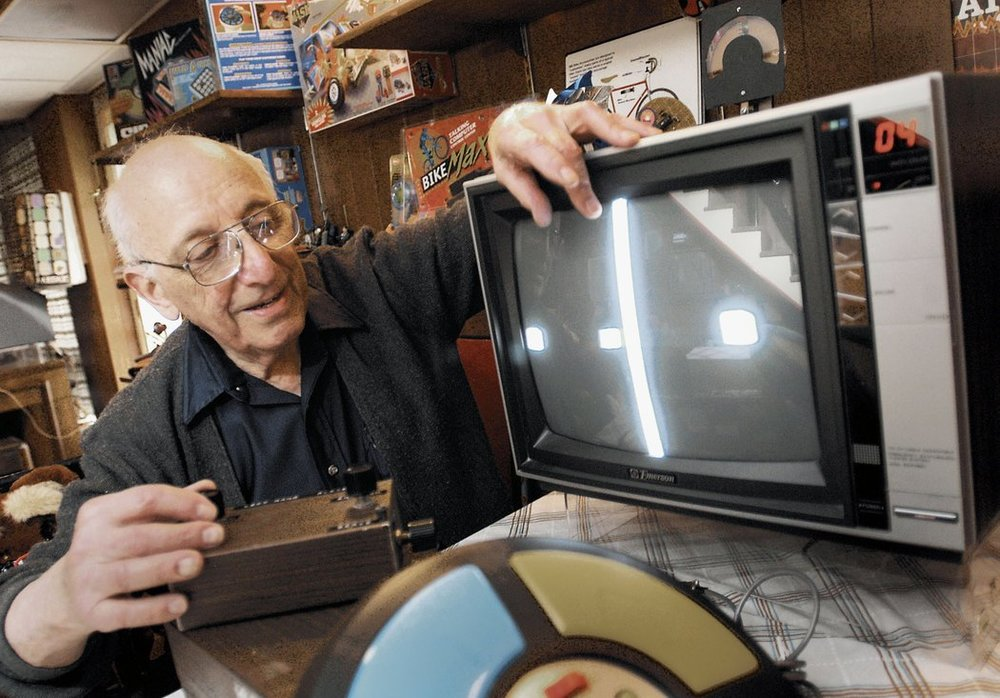 "The New York Times Celebrating Ralph's Life     ""Ralph H. Baer, Inventor of First System for Home Video Games, Is Dead at 92."""