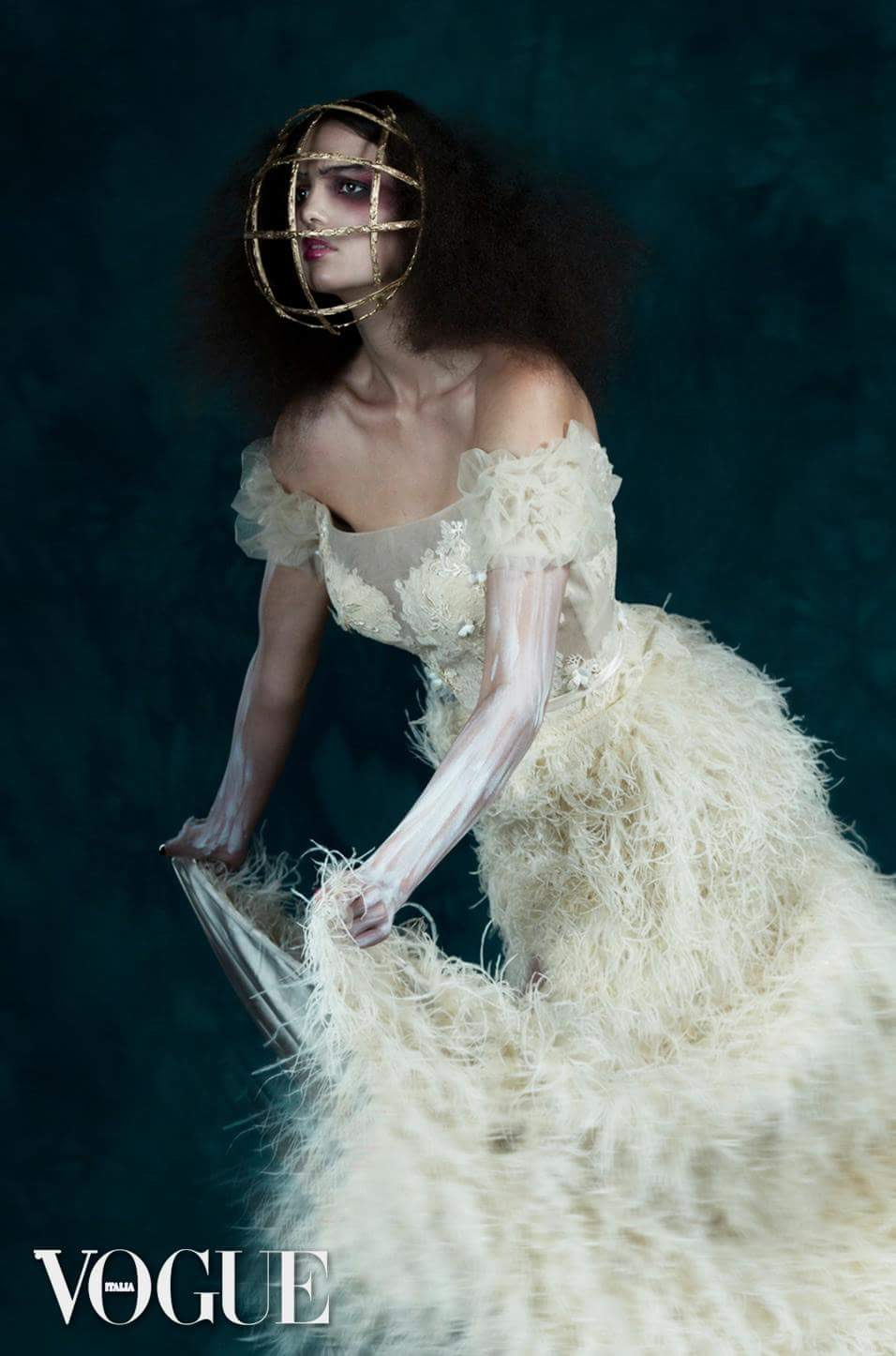 Photographer - Lori Cicchini / Vogue Italia