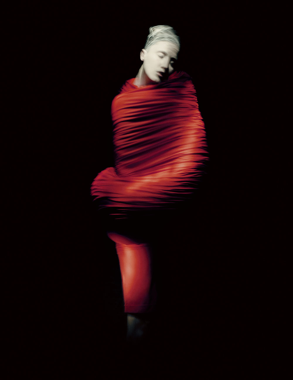 Rei Kawakubo (Japanese, born 1942) for  Comme des Garçons (Japanese, founded  1969), Body Meets Dress–Dress Meets  Body, spring/summer 1997; Courtesy of Comme  des Garçons.  Photograph by © Paolo Roversi; Courtesy of The  Metropolitan Museum of Art