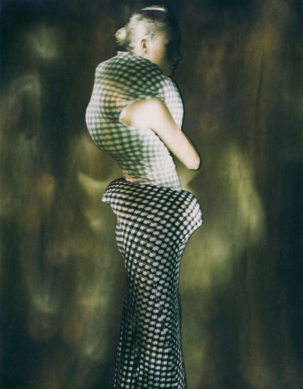 Rei Kawakubo (Japanese, born 1942) for Comme des Garçons  (Japanese, founded 1969). Body Meets Dress - Dress Meets  Body, spring/summer 1997.  Photograph by © Paolo Roversi; Courtesy of The Metropolitan  Museum of Art