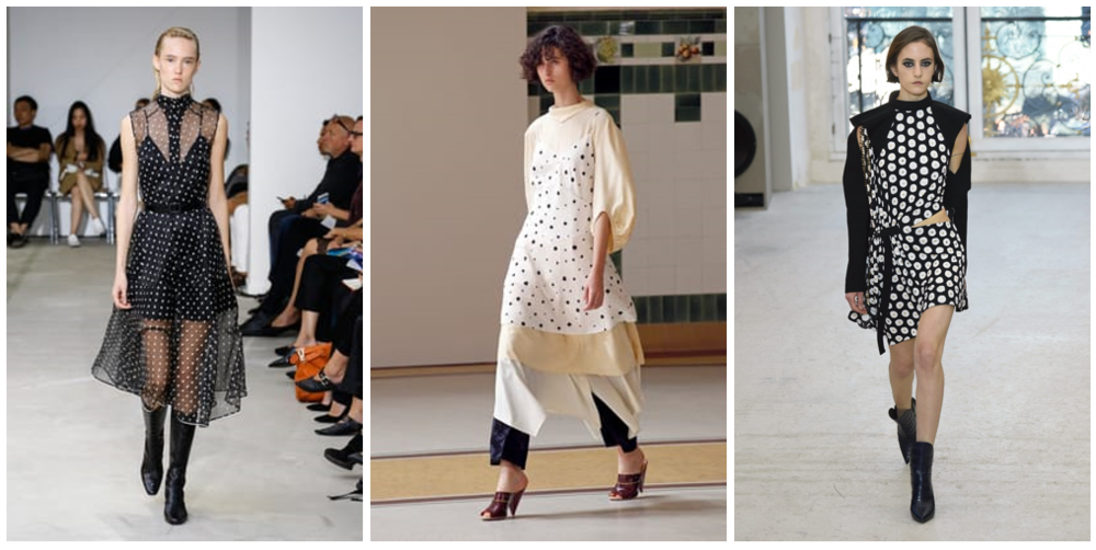 Left to Right:  Olivier Theyskens |Lemaire |Louis Vuitton