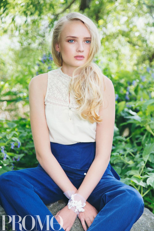 Jeans: Tiger of Sweden Blouse: Zara Wristlet: Napa Design Earrings: Pandora