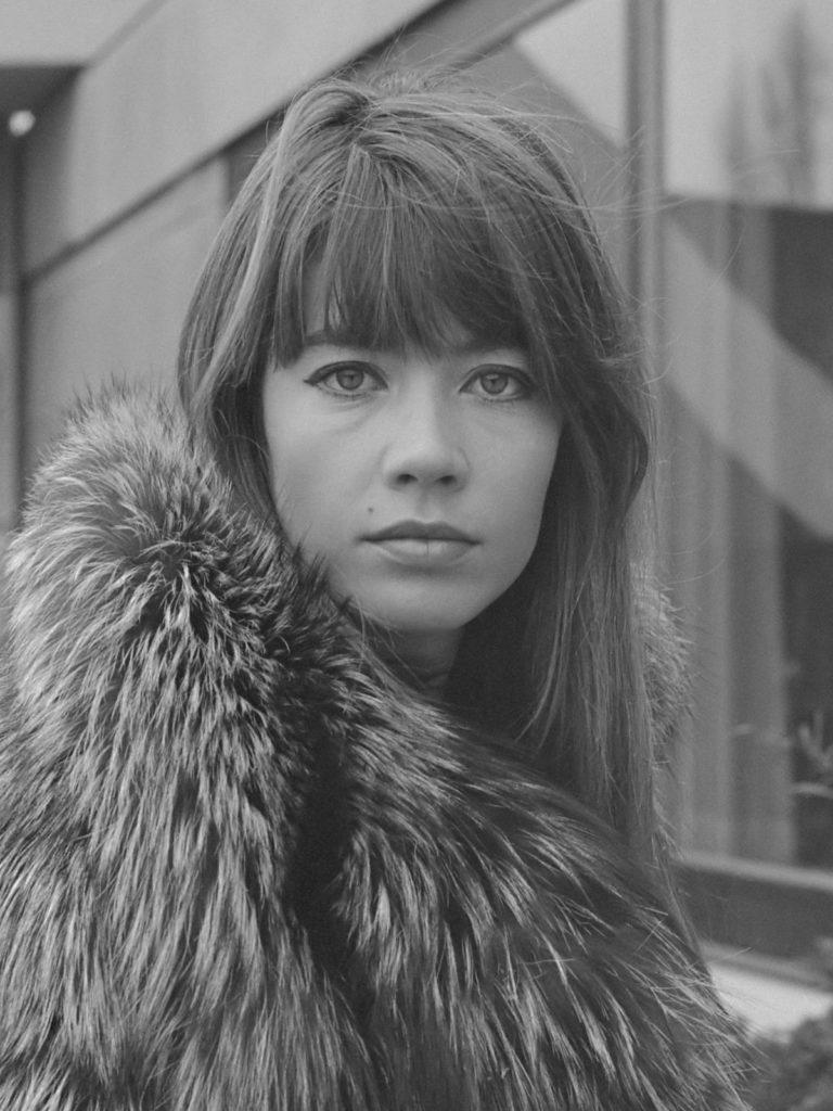 Francoise Hardy in 1969