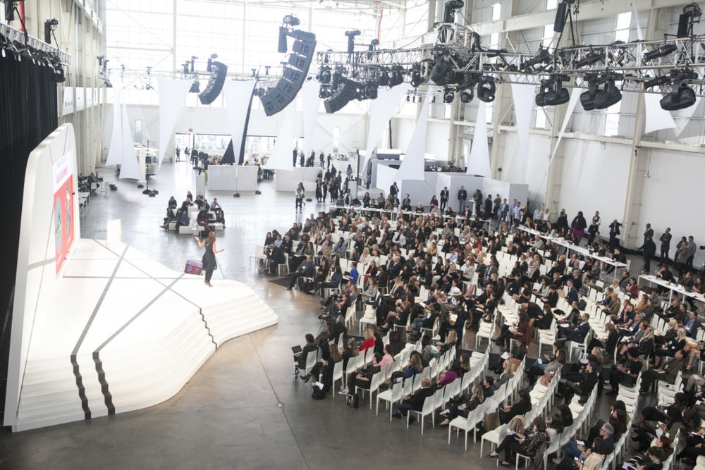 An overview of one of Fashion Tech Forum's keynote talks.