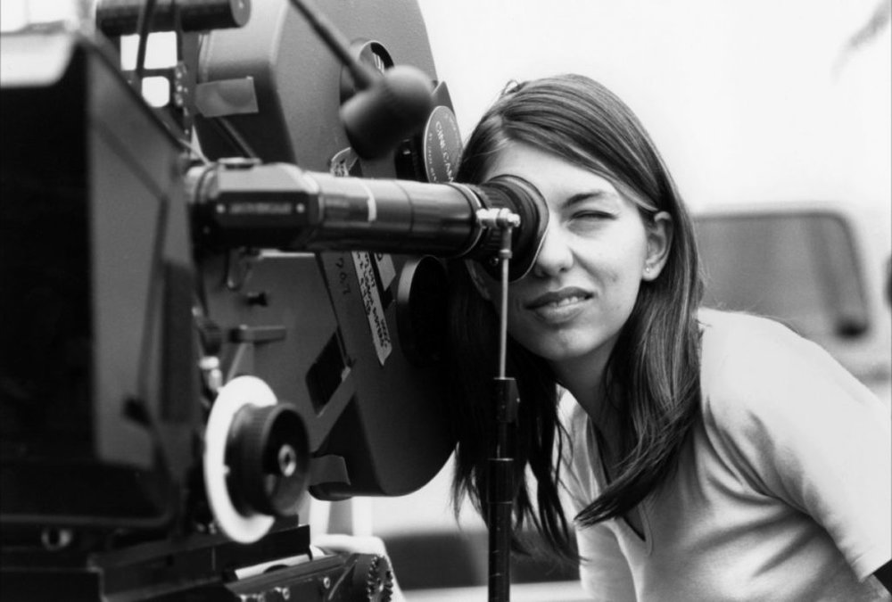 Sofia Coppola, the screenwriter, director, producer and former actress
