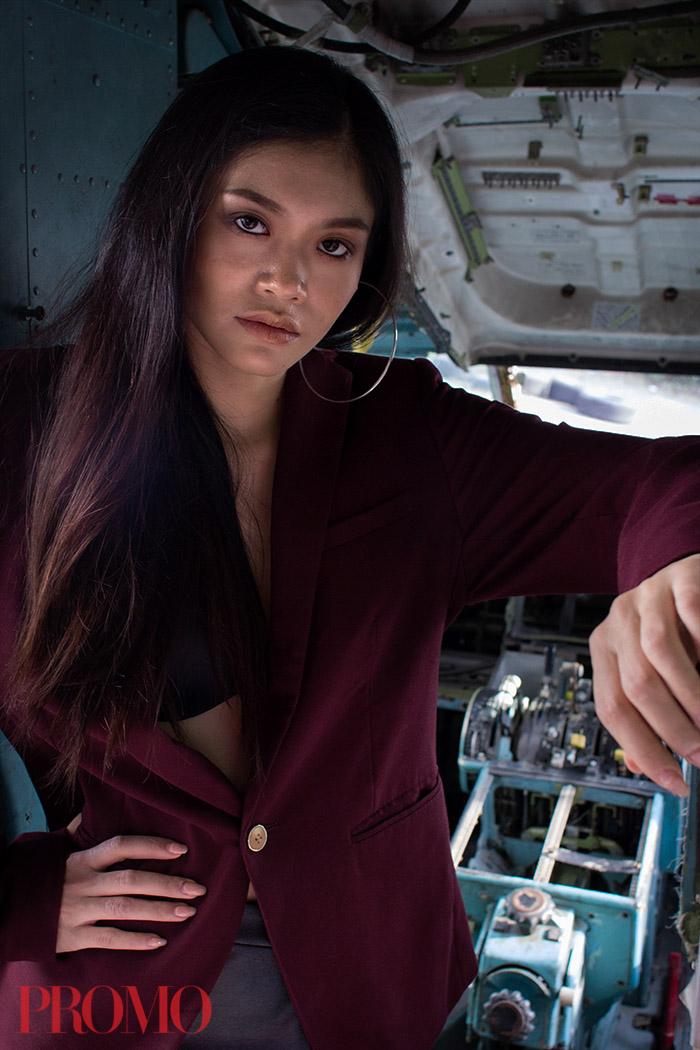 jacket : rapeephat skirt : rapeephat