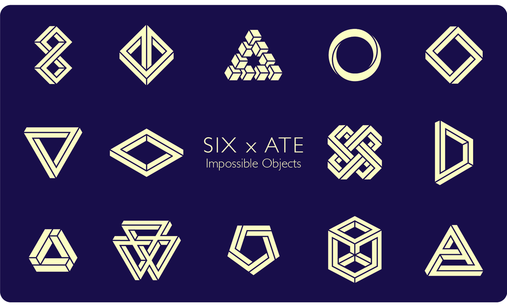 SIX x ATE: Impossible Objects September 6th, 2018   Eden Hall Campus   Chatham University  6035 Ridge Road Gibsonia, PA 15044  Tickets on sale August 1st   Food by:   Chris Galarza    Featuring:   Fran Flaherty   Eric Moe   Katie Ott   Jimmy Riordan   Maybe Sadeghi   Kathleen Zimbicki