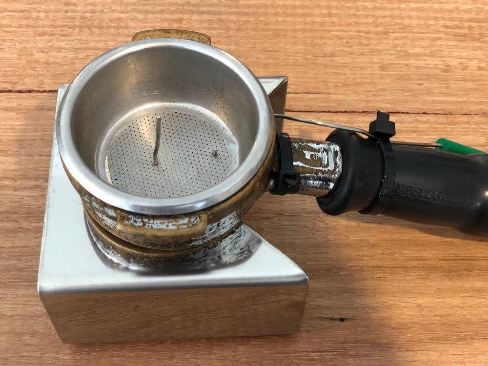 Double probe thermocouple