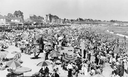 Main Beach 1950's