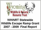 wyoming wildlife natural resources trust report