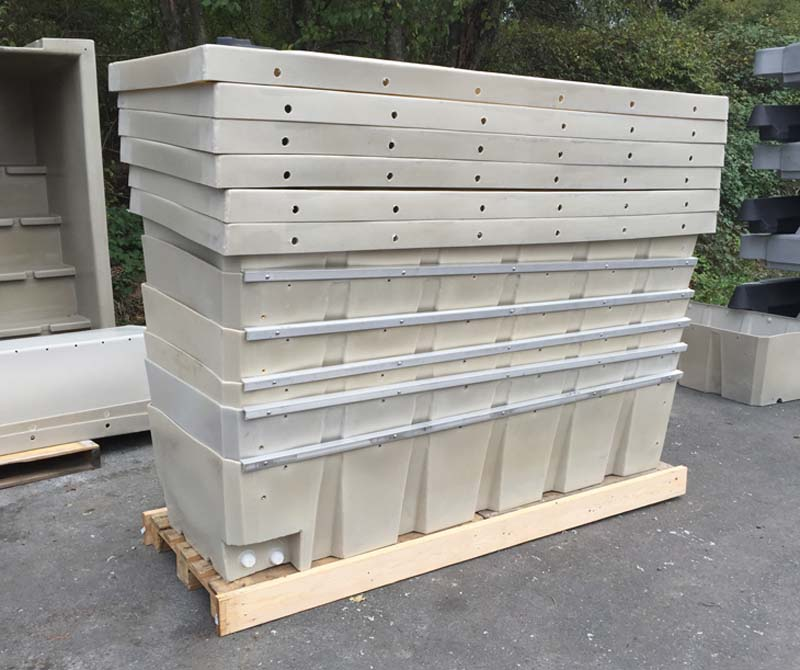 Wildlife Water Trough 250 Shipping
