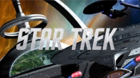 On the Official Star Trek Website