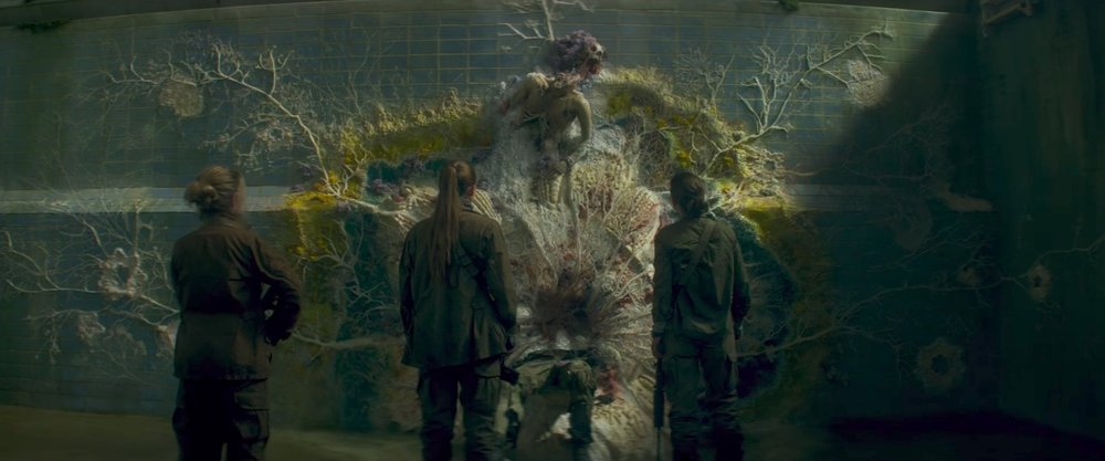 Artistic horror permeates  Annihilation