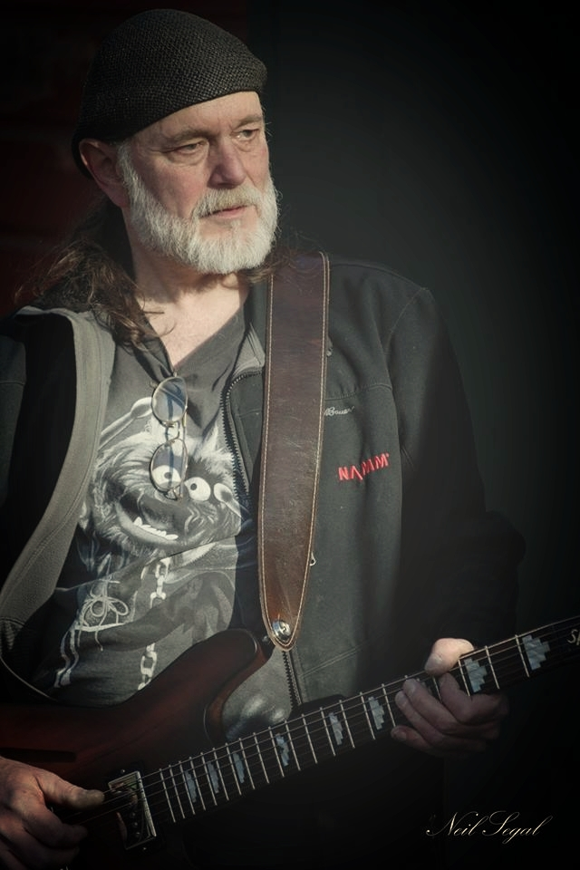 Jimmy Eppard - Guitars & Vocals
