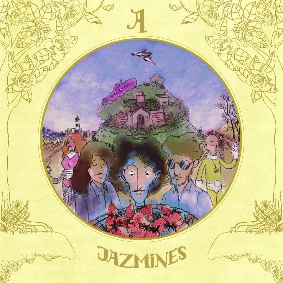 Algodón - Jazmines