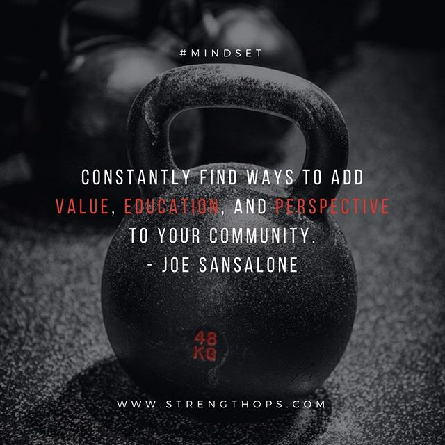 Your #corevalues should pave the way for your decision-making. ⠀⠀⠀⠀⠀⠀⠀⠀⠀ ⠀⠀⠀⠀⠀⠀⠀⠀⠀ This week I had to make a few tough decisions as a business owner and in doing so I can't help but to thank my friends and mentors #joesansalone and @resultz_sportsperformance for helping me keep things in perspective. ⠀⠀⠀⠀⠀⠀⠀⠀⠀ ⠀⠀⠀⠀⠀⠀⠀⠀⠀ Even when our conversations are brief, they are impactful. ⠀⠀⠀⠀⠀⠀⠀⠀⠀ ⠀⠀⠀⠀⠀⠀⠀⠀⠀ #payitback #coach #mentor #grateful #leadership #mindset #fitness #entrepreneur #business #baltimorefitness #baltimoremagazine #strengthops