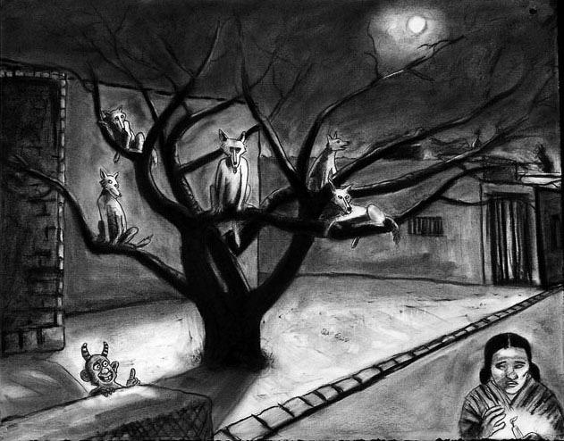 Oaxaca Moonlight