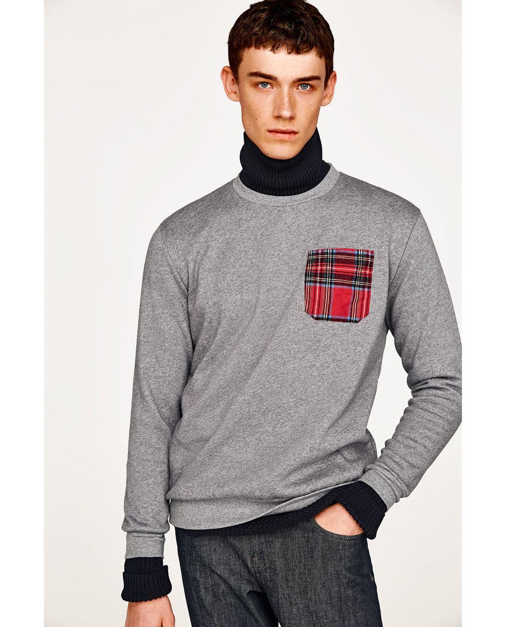 Sweatshirt, $39.90
