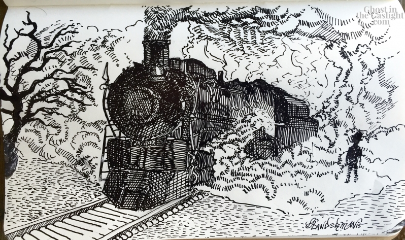 inktober23-locomotive