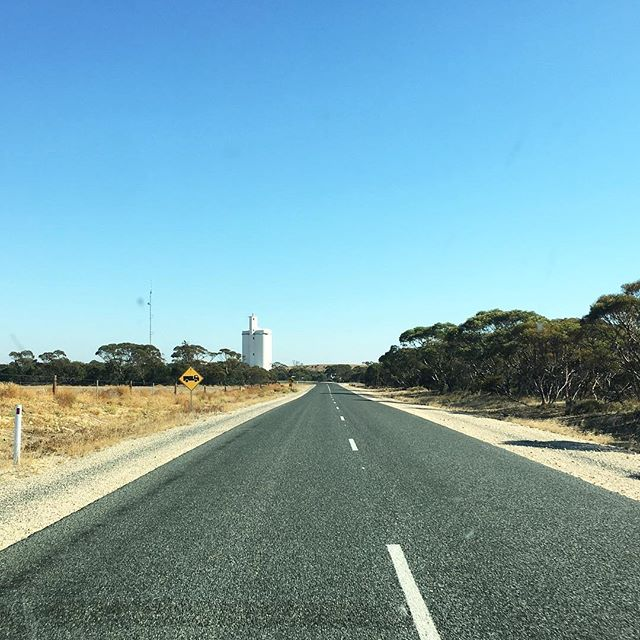 Road trip in SA // Lameroo #directcommodities #roadtrip #grainsilos #fishmealplant #fishmeal
