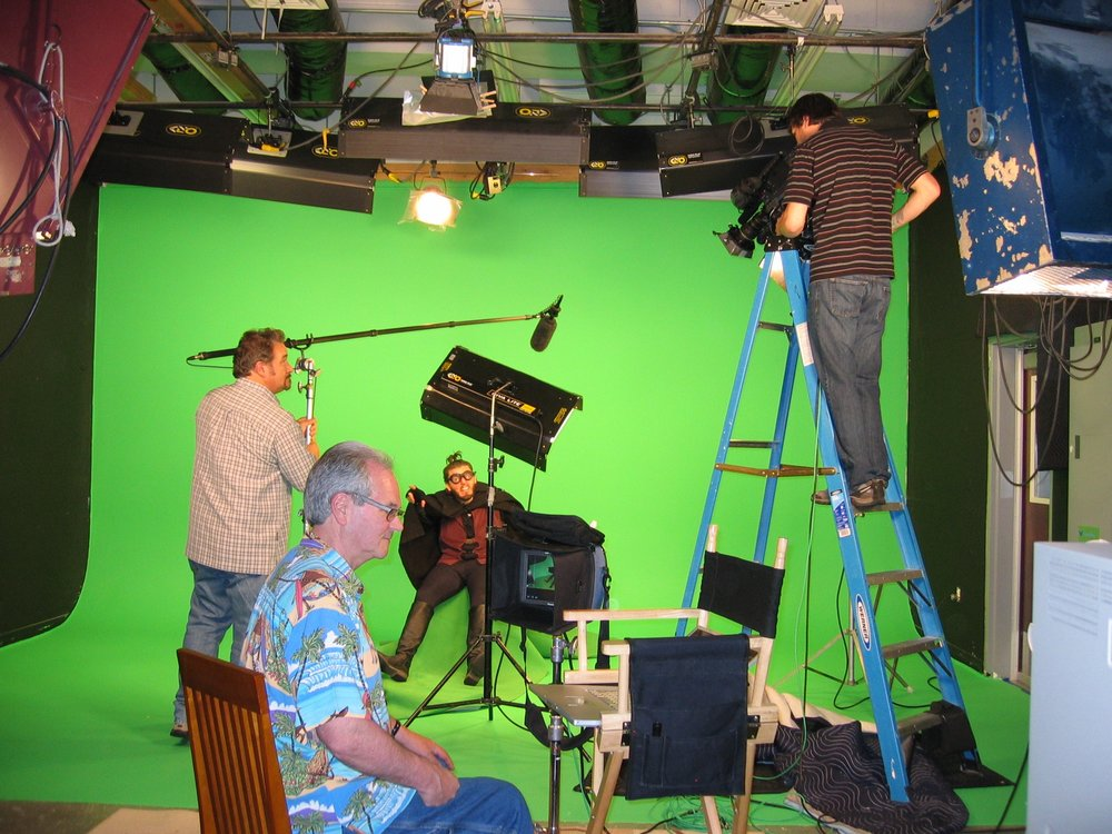 JC Penney Promotional Video Green Screen Fantasy Sequence
