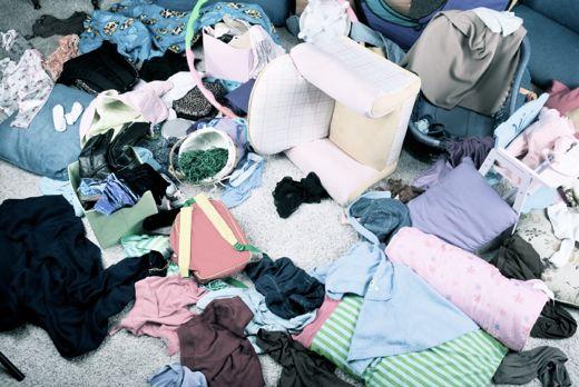 clutter stutter