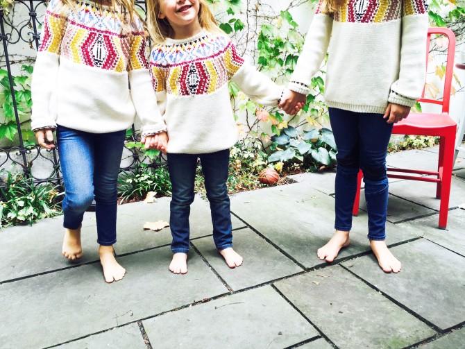sweater girls