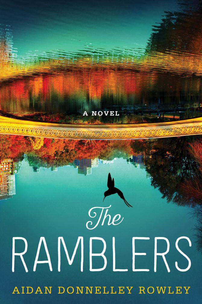 Ramblers final cover