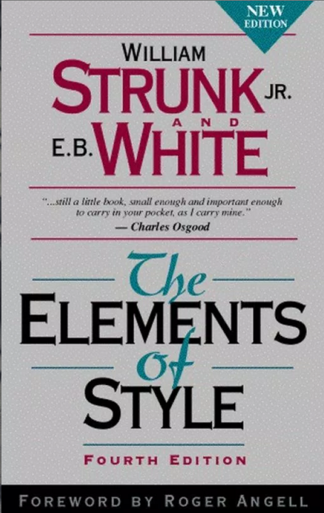 strunk and white