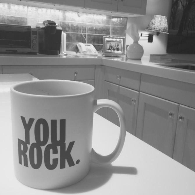 you rock it